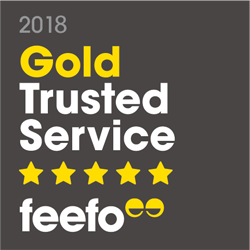 feefo Gold Trusted Partner - The Window Film Company