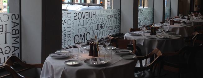 Custom House London Restaurants
