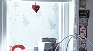 Christmas Window Film