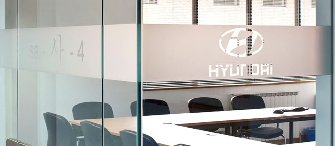 Your logo, your way by The Window Film Company