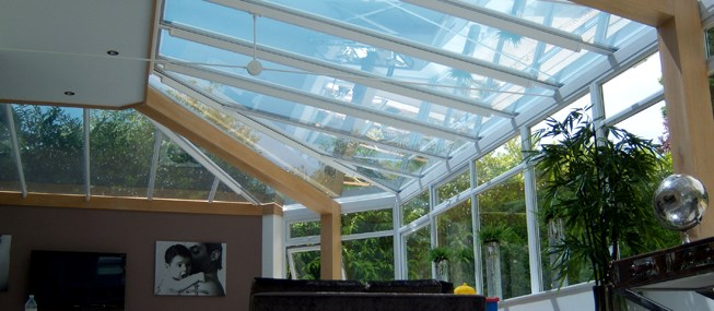 Conservatory Too Hot You Need Conservatory Roof Window Film