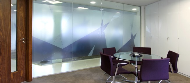 Bring your glass to life with film from The Window Film Company