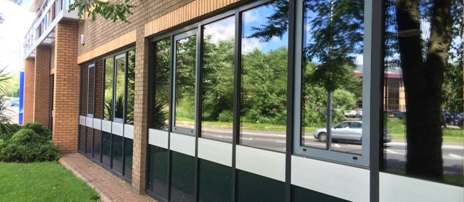 Privacy Window Film For Offices Amp Commercial Premises