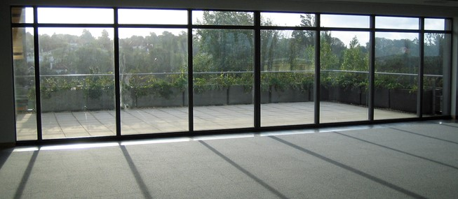 Security film from The Window Film Company