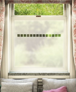 FB046 Frosted Window Film
