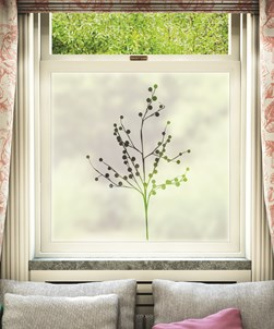 FB073 Frosted Window Film