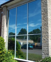 High Reflective Silver Window Film