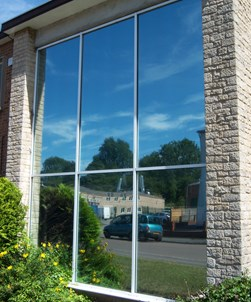 High Reflective Silver Window Film Solar Control