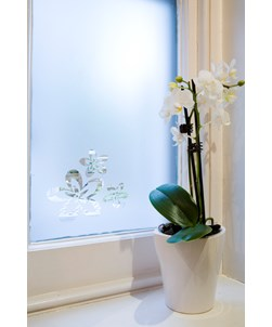 FB047 Frosted Window Film