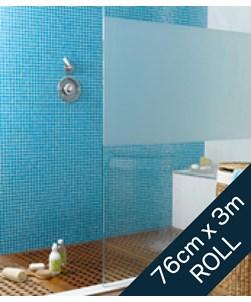 pre cut frostbrite roll 76cm x 3m frostbrite pre cut lengths. Black Bedroom Furniture Sets. Home Design Ideas
