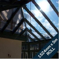 Pre-Cut Supertint for Glass - 1524mm x 5m