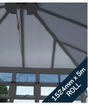 Pre-Cut Supertint for Poly - 1524mm x 5m