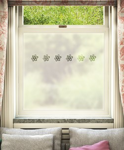 FB078 Frosted Window Film